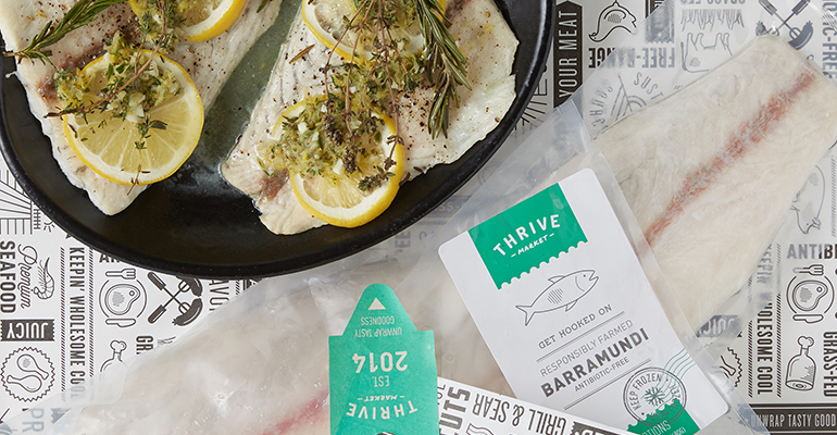 Thrive Market private label meat