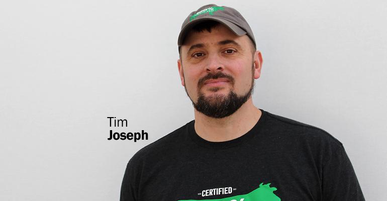 Tim Joseph, Maple Hill Creamery
