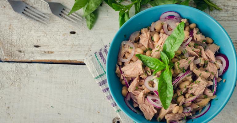 faux tuna salad
