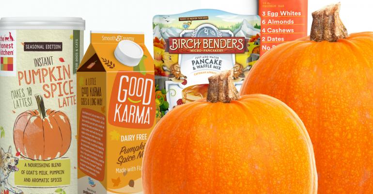 pumpkin flavored healthy snacks