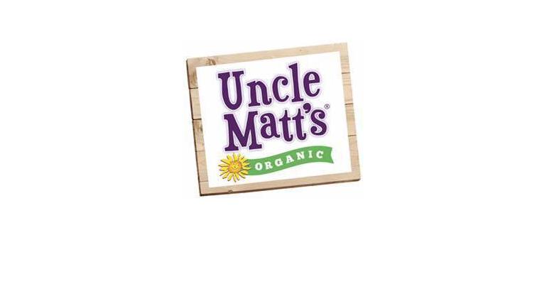 uncle matts organic juice logo
