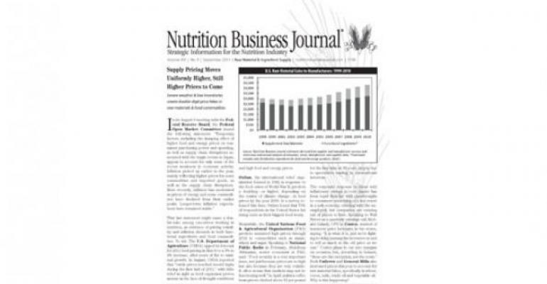 Two functional food trends centered in your gut: gluten-free & high-fiber