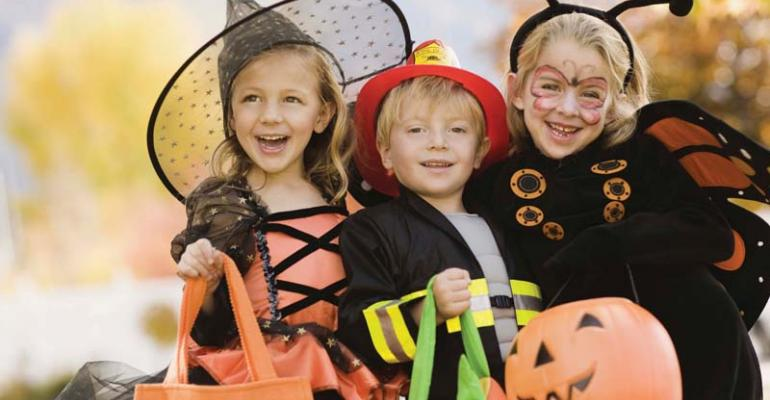 Green Halloween is on a mission to make Halloween healthier