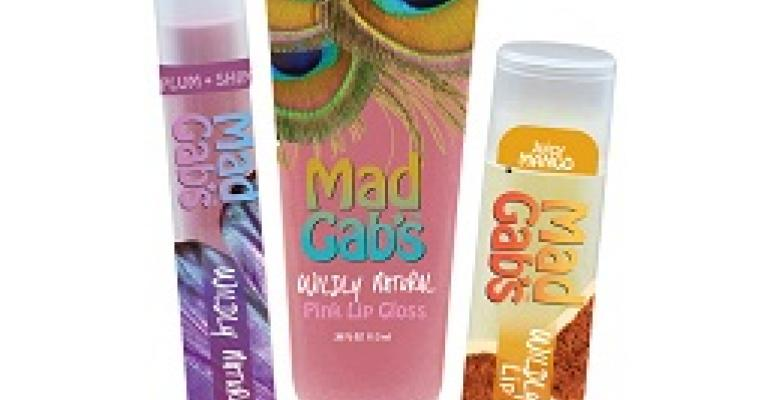 Mad Gab's launches Wildly Natural lip-care line
