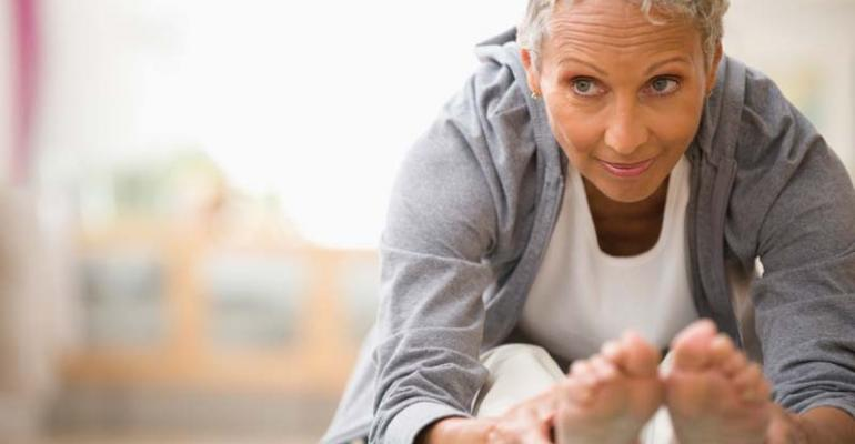 New advice on healthy aging