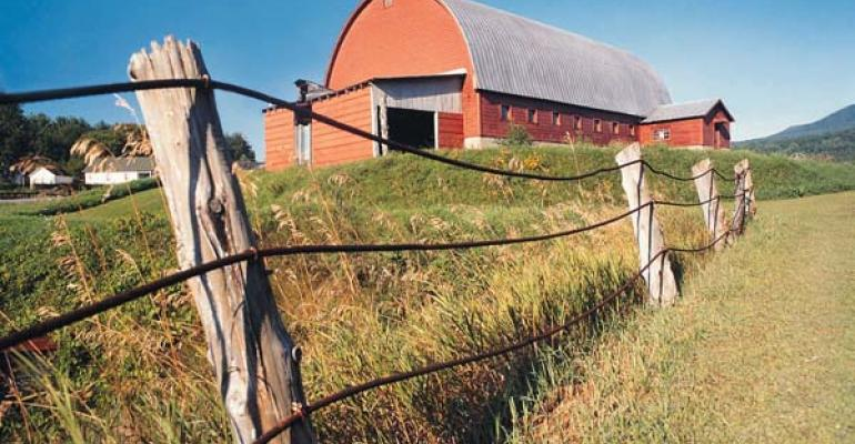 Support organic farming in the 2012 Farm Bill
