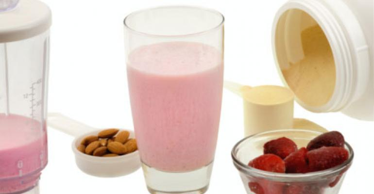 Protein products line up markets