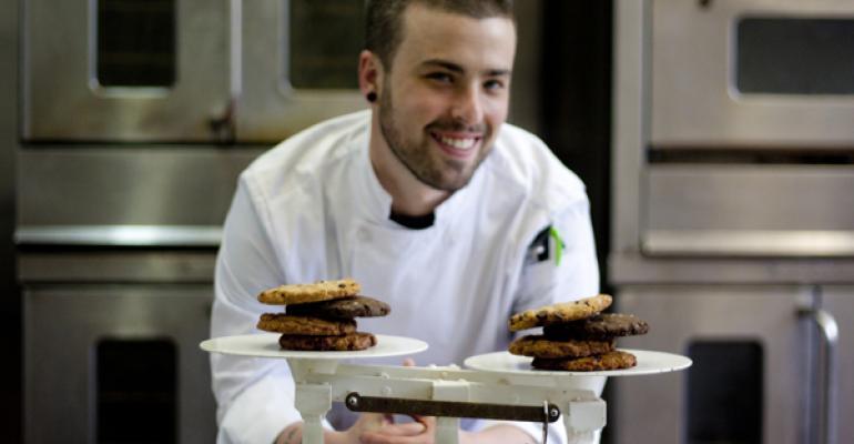 The entrepreneur behind The Cookie Department's functional cookies