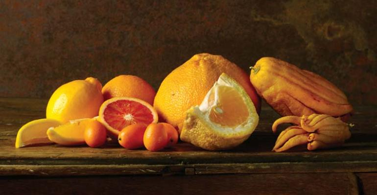 5 must-try exotic citrus fruits