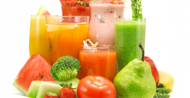 How to prepare shoppers for a detox