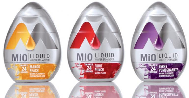 Is MiO just a younger, more attractive Crystal Light?