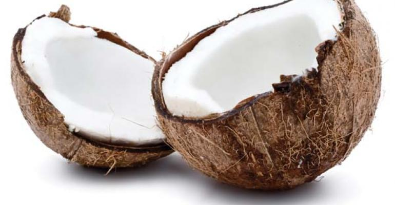 Coconuts take center stage as a functional fruit