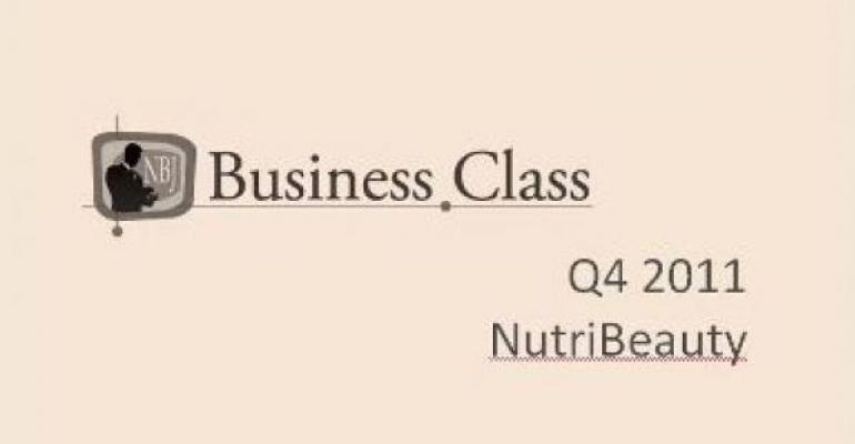 Chapter 1: NBJ NutriBeauty Competitive Landscape