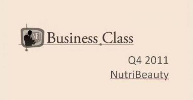 Chapter 2: NBJ NutriBeauty Market Regulatory & Claims Update