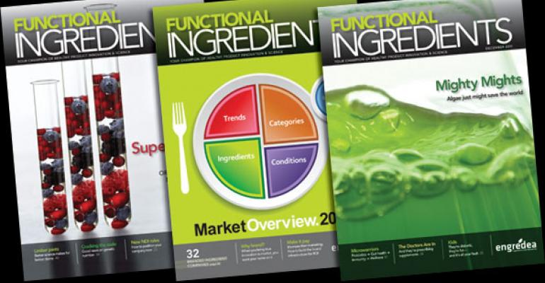 Functional Ingredients magazine
