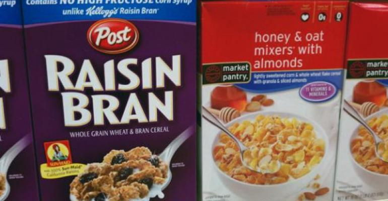 Why marketers should be banned from cereal boxes
