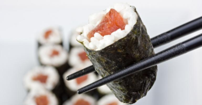 Safe Sushi app helps consumers spot sustainable fish