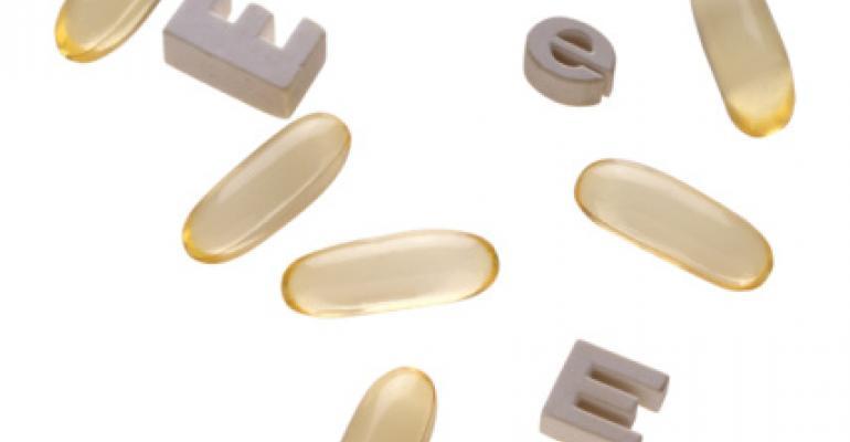 Are natural vitamin E prices artificially high?