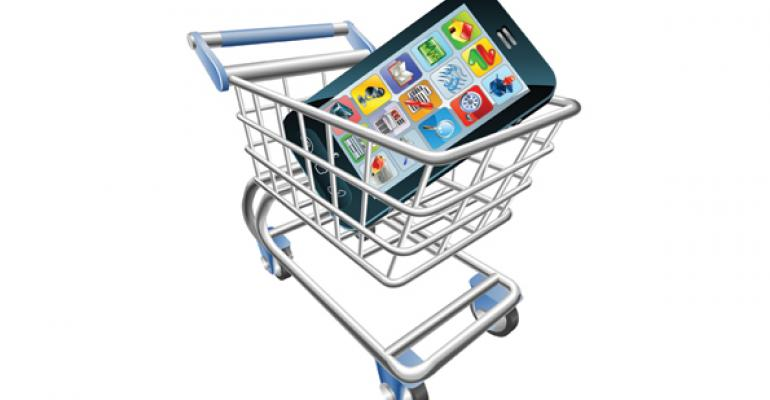 Use mobile apps to connect with natural products shoppers