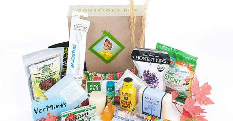 Conscious Box ships sustainable products to consumers