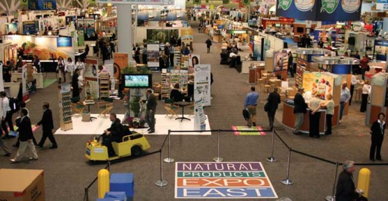 Update to the child policy at Natural Products Expos