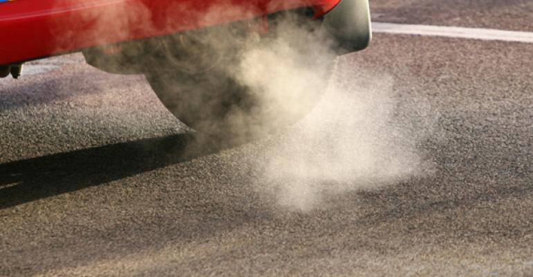Pollution linked to heart attacks