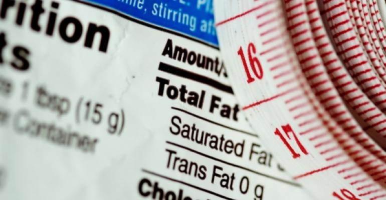 The skinny on trans fat