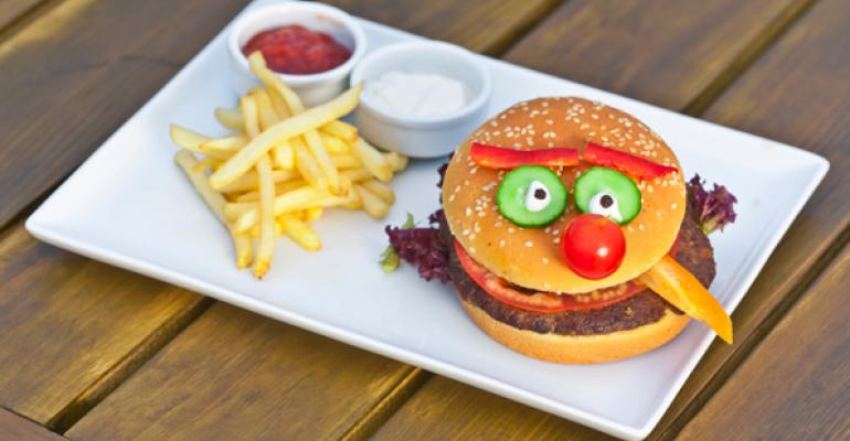 PR stunt or a legit way to explore link between fast food and kids' health?
