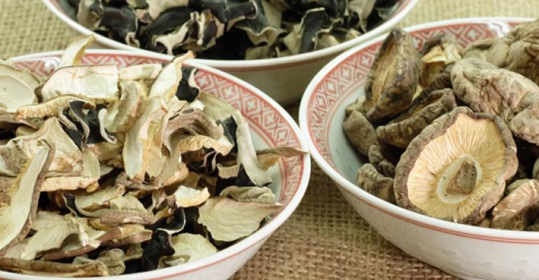 Medicinal mushrooms' healing benefits revealed in new study