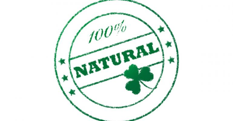 Manufacturers: Mean what you say when you say 'natural'