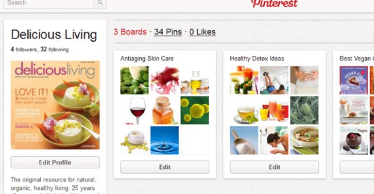 Pinterest for natural businesses: 5 quick tips