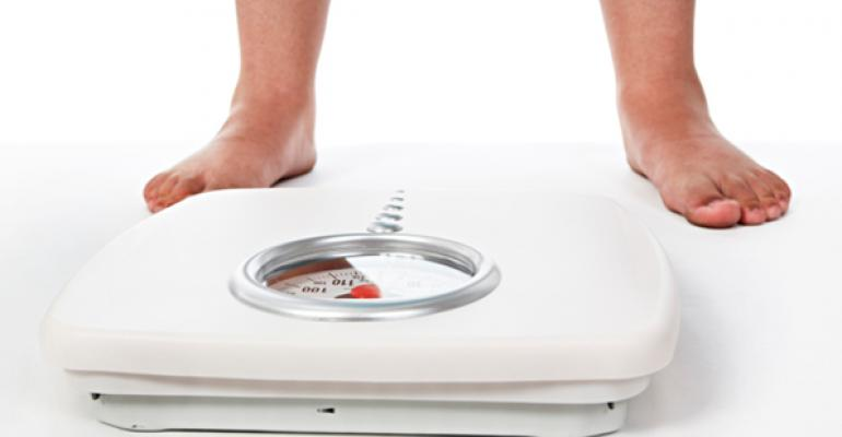 Help shoppers stick to their healthy weight loss goals
