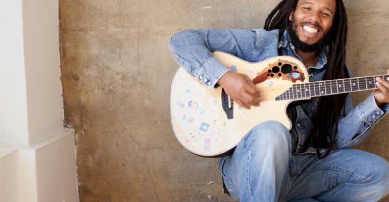 Ziggy Marley supports GMO labeling, 'freedom to choose'