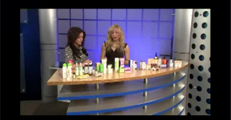 Video: Delicious Living's 2012 Beauty & Body Awards on FOX 31 Denver