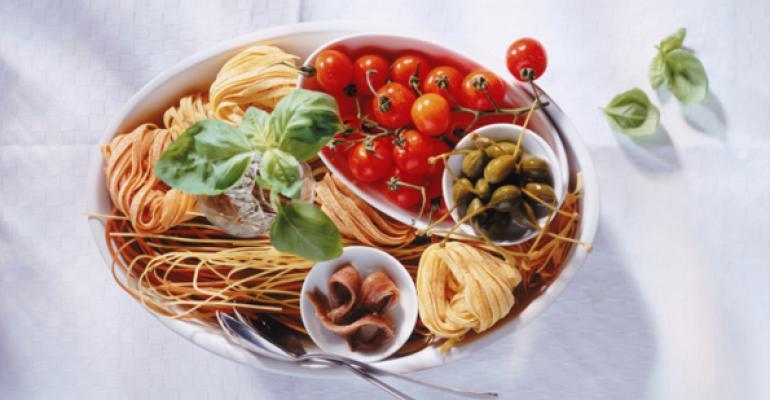Sleep soundly with a Mediterranean diet