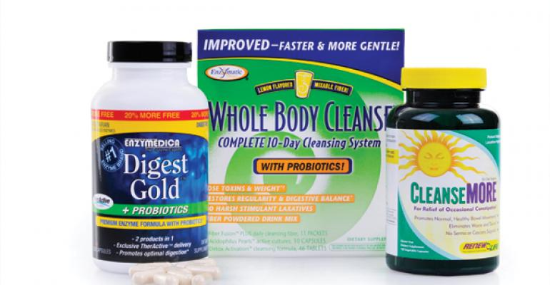 Best cleansing & detox supplements