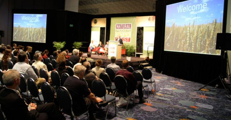 Top education and events at Expo West/Engredea 2012
