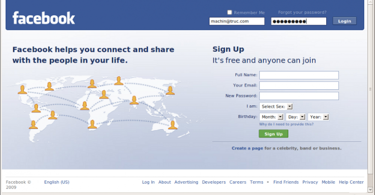 Retailers fail at customer service on Facebook