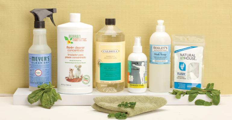 6 new cleaning products are naturally tough on dirt