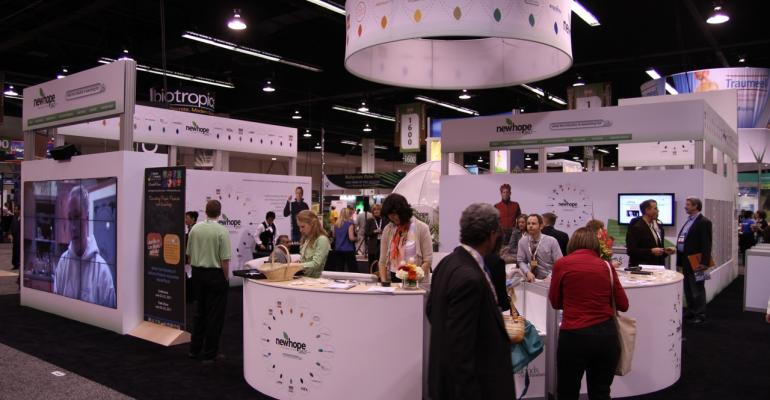 Live from Expo West 2012, it's the newhope360 editors