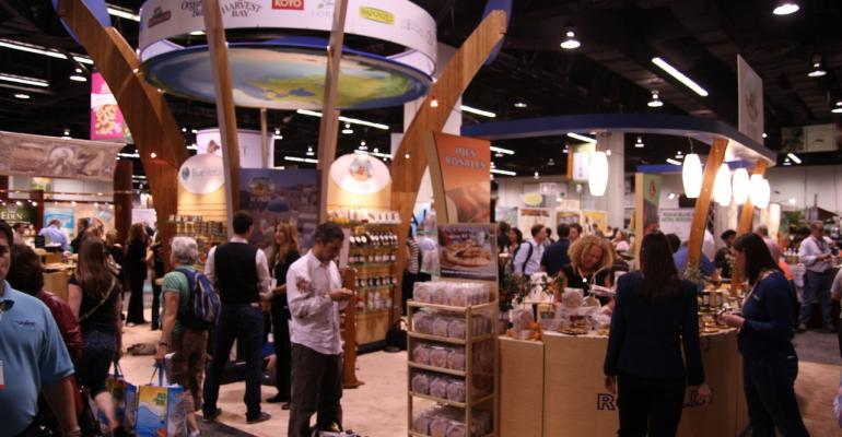 Stay healthy on the Expo West 2012 show floor
