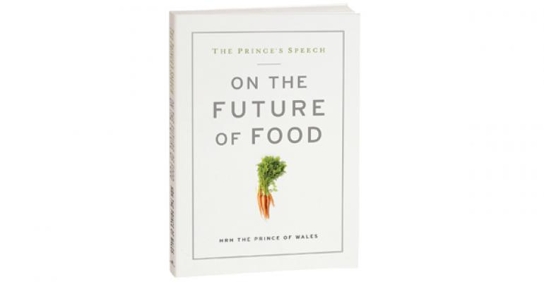 The future of food according to the Prince of Wales