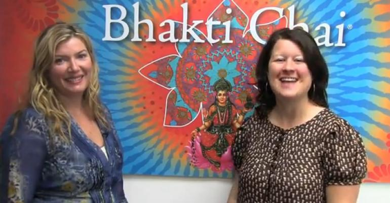 Exhibitor Profile Video: Bhakti Chai's road to Expo West 2012