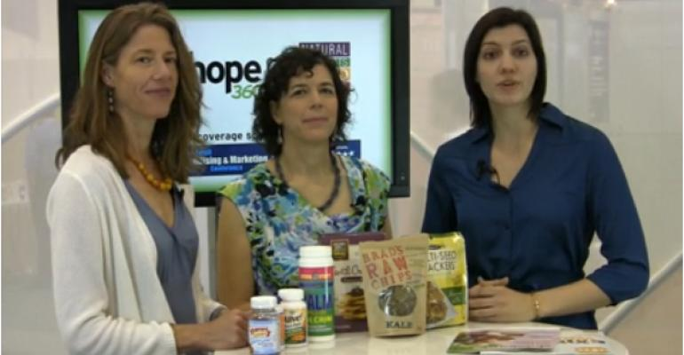 Expo West: Product Picks, supplements & gluten-free snacks