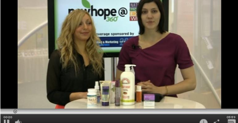 Expo West: Products Picks, beauty & personal care