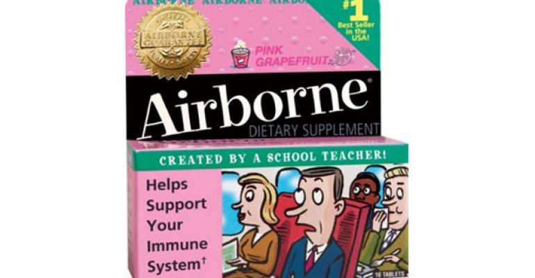 Schiff lands in immunity market with Airborne acquisition
