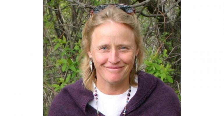 Atina Diffley's memoir, Turn Here Sweet Corn, examines the effects of sprawl on organic farming