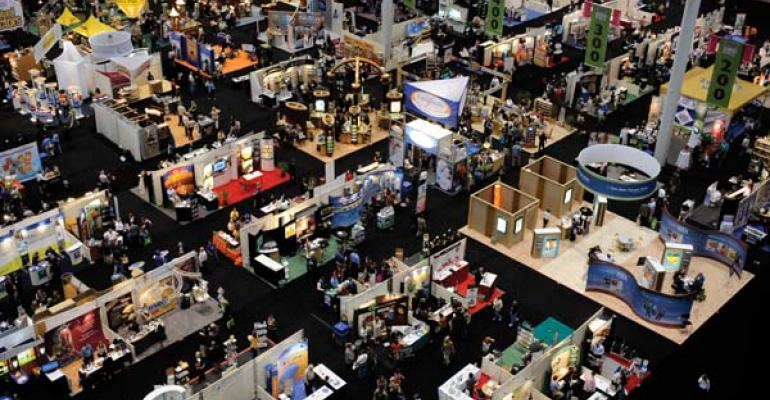 Tips for retailers attending natural industry trade shows