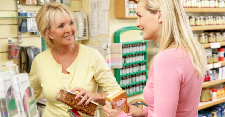 How many employees should a natural retailer have?