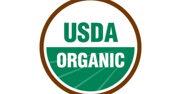 USDA says 'organic' means 'non-GMO'